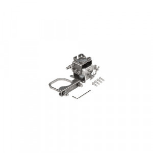Adaptor de montare pe stalp pentru produsele din seria LHG - Mikrotik solidMOUNT