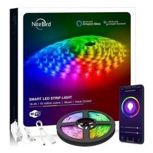 Banda inteligentea LED-uri Gosund SL2 (5m)