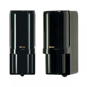Bariera IR de interior/exterior 30m, dual beam, 4 canale, baterii - OPTEX AX-100TFR