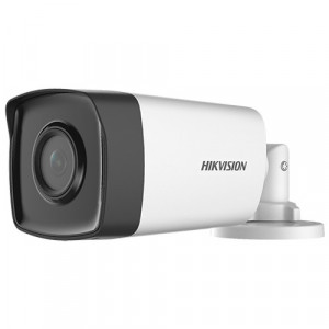 Camera AnalogHD 2MP, lentila 2.8mm, IR 80m - HIKVISION DS-2CE17D0T-IT5F-3.6mm