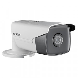 Camera IP 8.0MP, lentila 2.8mm, IR 80m, SD-card - HIKVISION DS-2CD2T85FWD-I8-2.8mm