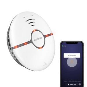 Detector de fum Wi-Fi BlitzWolf BW-IS7