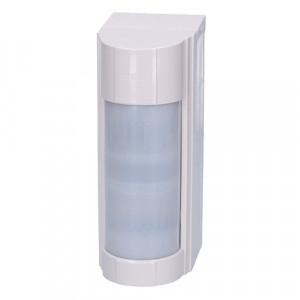 Detector de miscare PIR exterior, 12m, 90°, dual, baterii - OPTEX VXI-R
