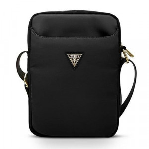 Geanta de mana Guess Torba Nylon Triangle Logo