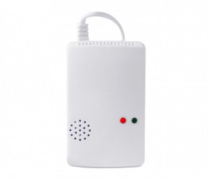Senzor de gaz SmartWise wireless RF (compatibil Sonoff)