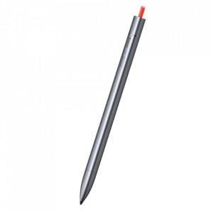 Stilus capacitiv Baseus Square Line (Anti misoperation) gray (ACSXB-A0G)