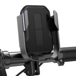 Suport pentru motocicletă Baseus Armor (Aplicabil si pentru bicicletă) Negru
