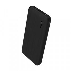 Acumulator extern Proda Azeada 10000 mAh 2x USB 2 A negru