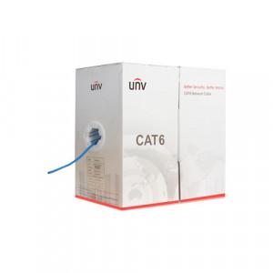 Cablu UTP AWG23 cat.6e, 0.57 mm cupru - UNV CAB-LC3100-IN