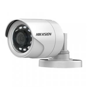 Camera Hibrid 4 in 1, videobalun integrat, 2MP, lentila 2.8mm, IR 20M - HIKVISION DS-2CE16D0T-I2PFB-2.8mm