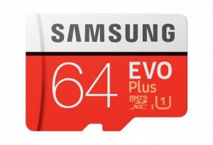 Card de memorie Samsung EVO Plus microSD 2020 64GB