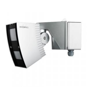 Detector de miscare PIR exterior IP-POE, comanda CCTV, 40 x 4m, anti-masking, anti-vandal - OPTEX SIP-404-IP-BOX