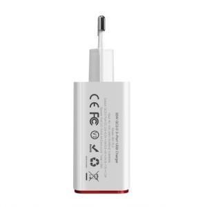 Încărcător Blitzwolf BW-PL2 3x USB QC 3.0 30W