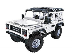 Jeep Land Rover Double Eagle C51004W - Bloc de construcții RC