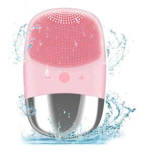 Mini perie electrică pentru ingrijirea fetei ALJMY04-04 (roz)