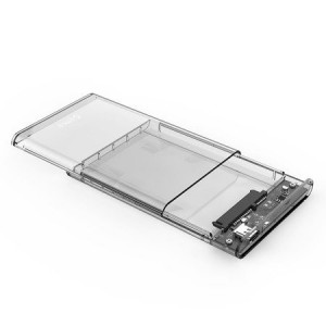 "Rack hard disk Orico HDD 2,5 ""+ cabluri USB 3.1 (10Gbps), USB-C (5Gbps)"