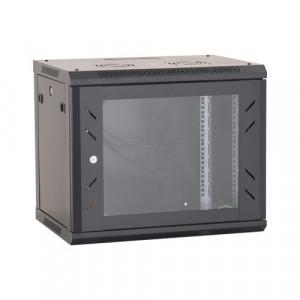 Rack perete 9U 19' 600x450, negru - ASYTECH Networking ASY-9U-6045W
