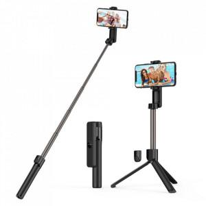 Selfie Stick BlitzWolf BW-BS2 Bluetooth (negru)
