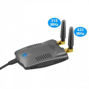 SmartWise RF Bridge 315MHz + 433 MHz Dual RF