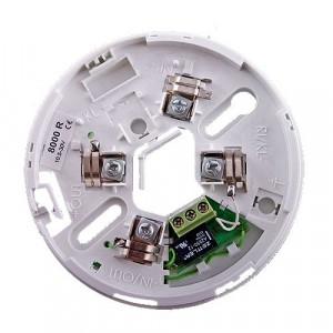Soclu cu releu pentru detectorii conventionali din seria FD80xx - UNIPOS