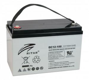 Acumulator AGM VRLA 12V 100A RITAR