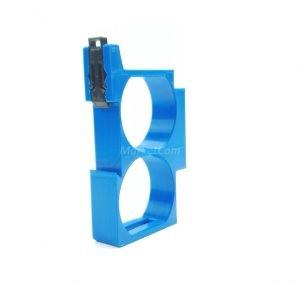 Adaptor dublu sina DIN pentru comutatoarele inteligente Shelly 1 și Shelly 1PM