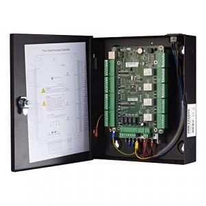 Centrala de control acces pentru 4 usi unidirectionale, conexiune TCP/IP -HIKVISION