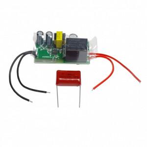 Comutator de releu WiFi inteligent cu 1 canal, compatibil eWeLink / Sonoff 230V un singur cablu sub tensiune (fără nul)