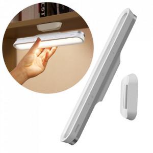 Lampă de birou Baseus cu reincarcare, reglare unghi magnetic, albă