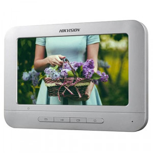 Monitor videointerfon 7'' TFT LCD, analogic - HIKVISION