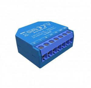 Shelly 1L întrerupător cu releu inteligent WiFi cu 1 canal (poate functiona fara nul)
