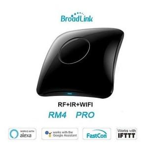 Telecomandă universală / unitate de control BroadLink RM4 Pro