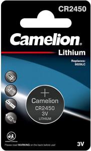 Baterie Camelion CR2450 3V litiu