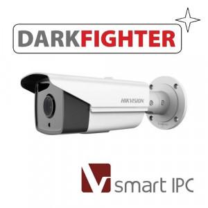 Camera SMART IPC 2.0MP, LPR DARKFIGHTER - HIKVISION