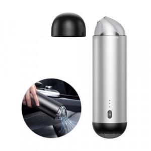 Mini aspirator Baseus Capsule silver
