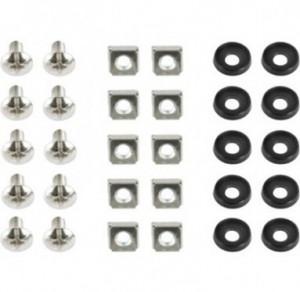 Set 10 suruburi rack 19″