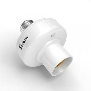 Soclu E27 Smart Sonoff SlampherR2 Wifisi RF 433 Mhz