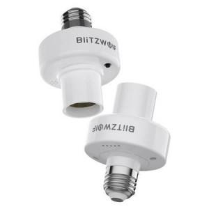 Soclu inteligent WiFi E27 pentru bec Blitzwolf BW-LT30