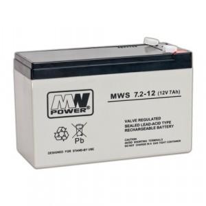 Acumulator 12V, 7.2Ah - MWS