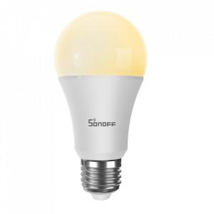 Bec inteligent Sonoff B02-B-A60 WiFi LED cu lumină albă (E27)