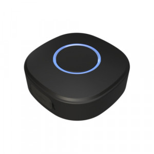 Buton fără fir Shelly Telecomandă inteligentă bazată pe WiFi (negru)
