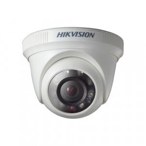 Camera Hibrid 4 in 1, 1.0MP, lentila 2.8mm, IR 20M - HIKVISION DS-2CE56C0T-IRPF-2.8mm