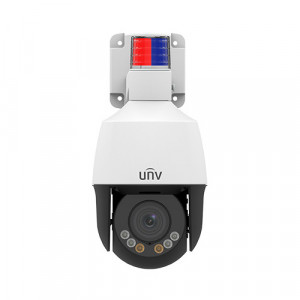 Camera IP mini-PTZ seria LightHunter 2 MP, zoom optic 4X, Audio, Alarma, IR 50M - UNV IPC672LR-AX4DUPKC