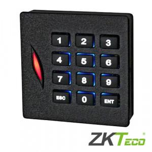 Cititor de proximitate RFID MIFARE 13.56Mhz cu tastatura integrata -ZKTeco