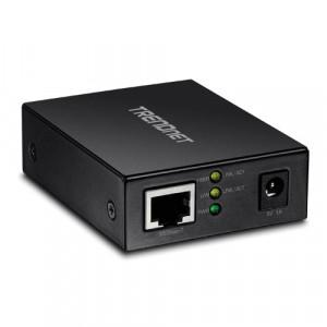 Mediaconvertor Gigabit - SFP fibra optica - TRENDnet TFC-GSFP