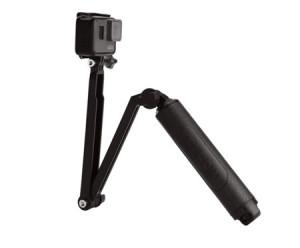 Stick selfie impermeabil 360 ° Telesin pentru camere sport