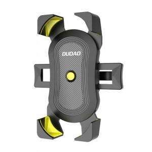 Suport Dudao pentru bicicleta, motocicletă telefon 360 suport negru