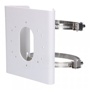 Adaptor montaj stalp pentru camere si doze - HIKVISION DS-1275ZJ-S-SUS