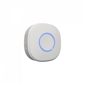 Buton fără fir Shelly Telecomandă inteligentă bazată pe WiFi (alb)