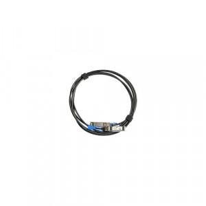Cablu SFP/SFP+/SFP28 1/10/25G 1m - Mikrotik XS+DA0003